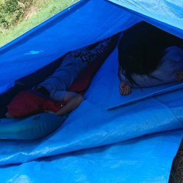 団合同キャンプ(3日目~4日目)
