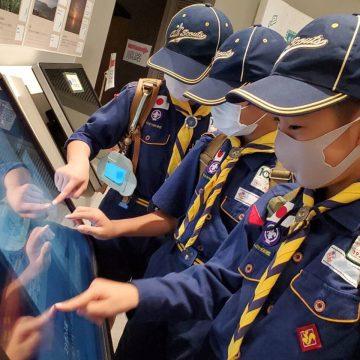 琵琶湖の生き物調査